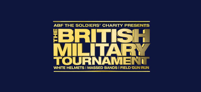 The British Military Tournament Banner