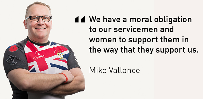 Mike Vallance