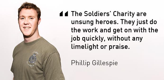 Phillip Gillespie