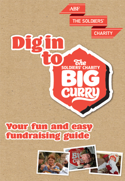 Big Curry fundraising booklet thumbnail