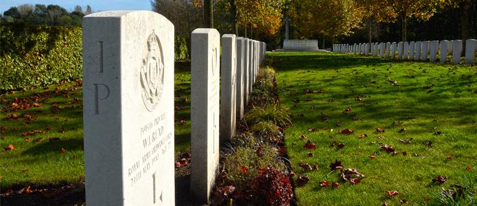 Kemmel cemetery