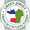 Green Jersey Cycling logo