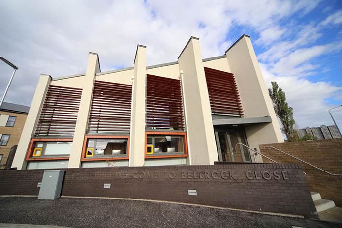 Belrock Residence, Glasgow