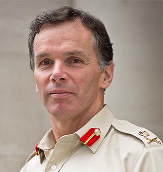 Lieutenant General Sir Andrew Gregory