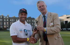 Robin and Mark Ramprakash