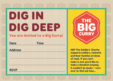 Big Curry invite