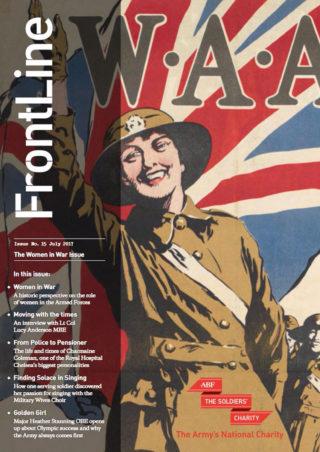 Frontline Magazine - July 17 - Women In War Issue