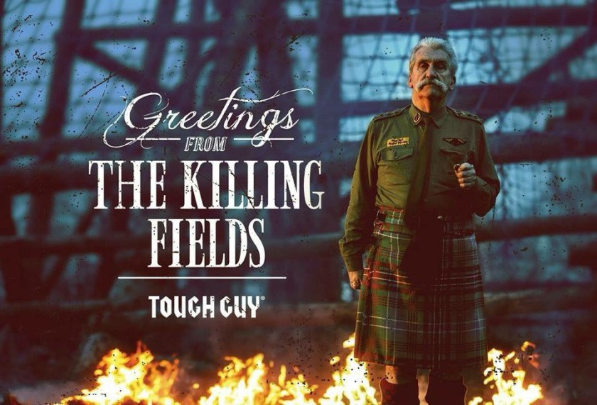 The Killing Fields Tough Guy