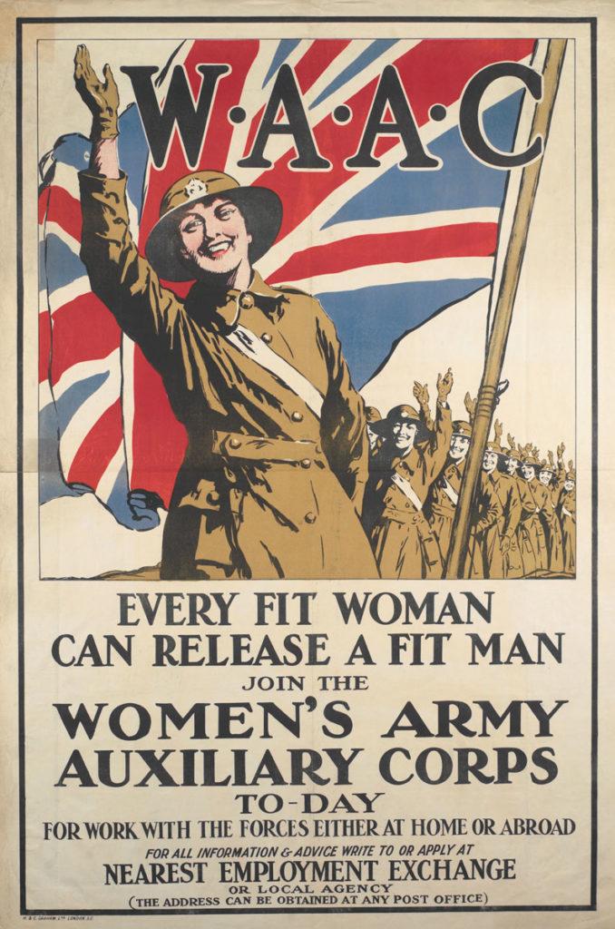 WAAC Poster