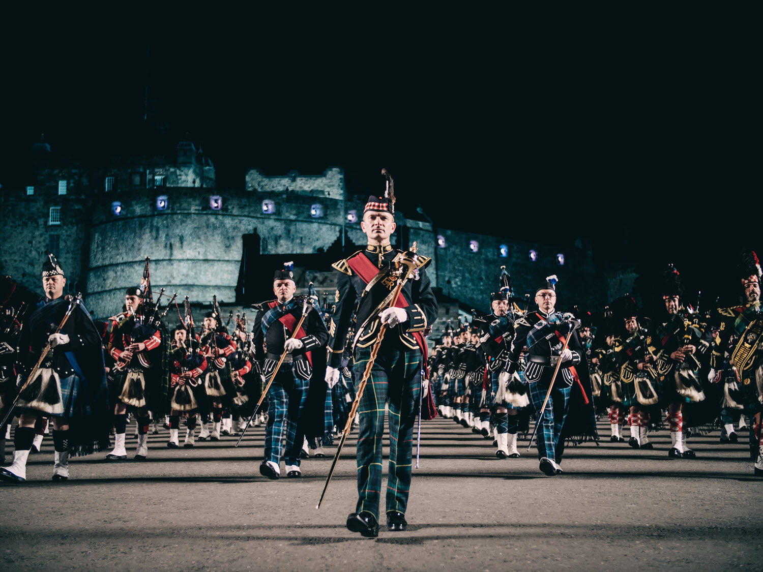 The royal edinburgh military tattoo makes a vital grant to for Royal edinburgh military tattoo