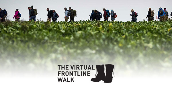 The Virtual Frontline Walk