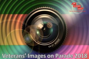 Veterans' Images on Parade