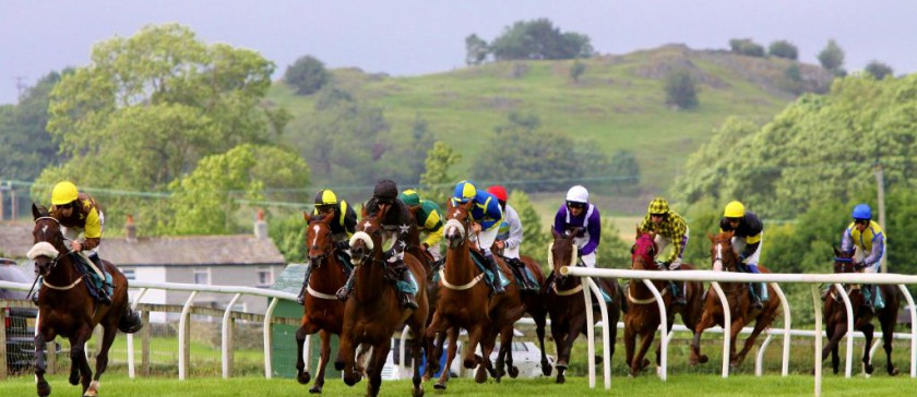 Image result for cartmel racecourse