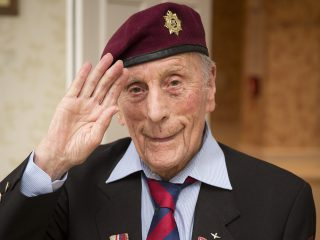 Corporal Sid Sallis